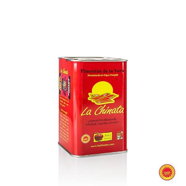 La Chinata - Paprikapulver - Pimenton de la Vera D.O.P. geräuchert süß la Chinata