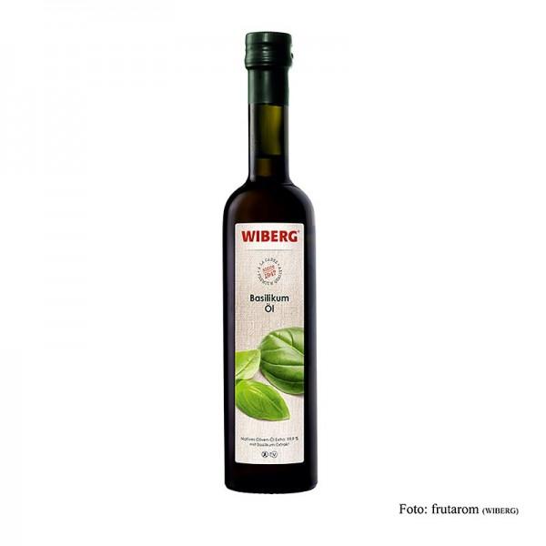 Wiberg - Wiberg Basilikumöl kaltgepresst Natives Olivenöl Extra mit Basilikumextrakt