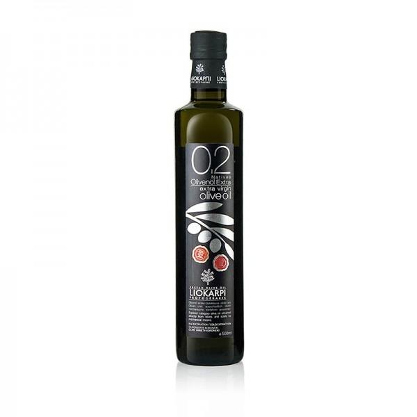 Liokarpi - Liokarpi Natives Olivenöl Extra 0.2% Säure Kreta