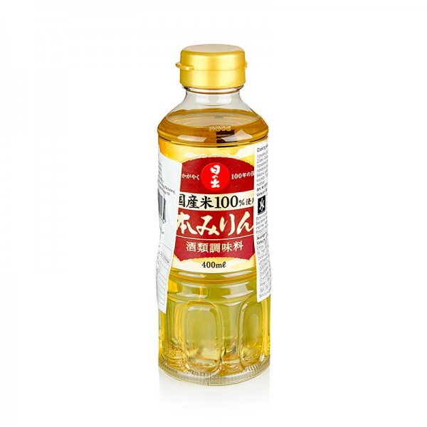 Deli-Vinos Asia - Mirin - süßer Reiswein alkoholisches Würzmittel(GVO)
