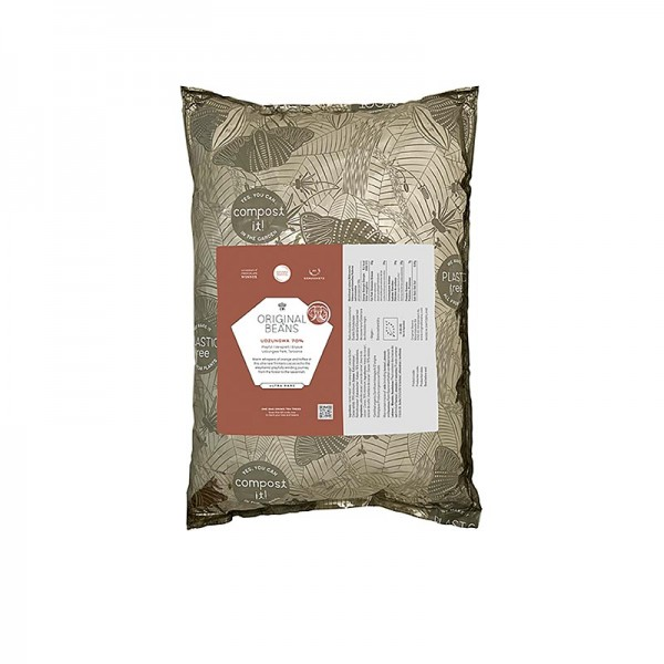 Original Beans - Gran Cru Udzungwa 70% Zartbitter Couverture Callets Original Beans