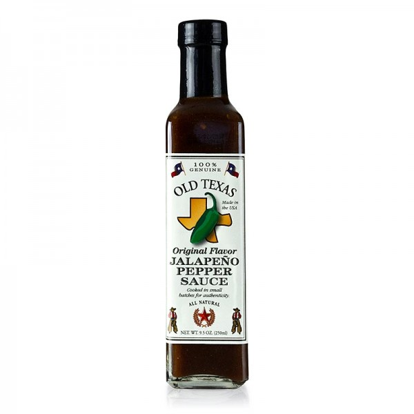 Old Texas - Old Texas Jalapeno Pepper BBQ Sauce