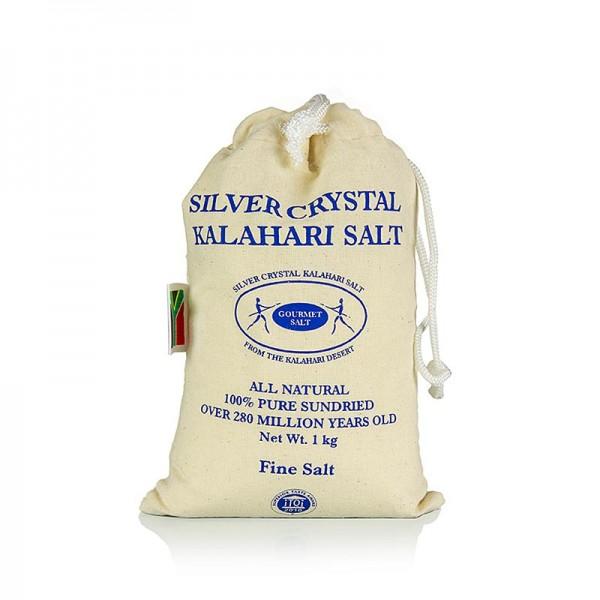 Silver Crystal Salz - Silver Crystal Salz aus der Kalahari fein