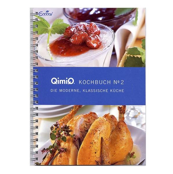 QimiQ - QimiQ Kochbuch No.2 - Klassisch Kochen
