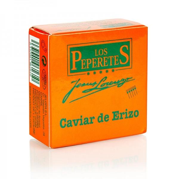Los Peperetes - Seeigelrogen Kaviar de Erizo Jelo Los Peperetes