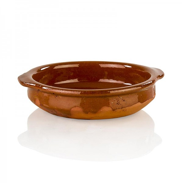 Deli-Vinos Kitchen Accessories - Tonschale - Cazuela braun glasiert ø 12cm