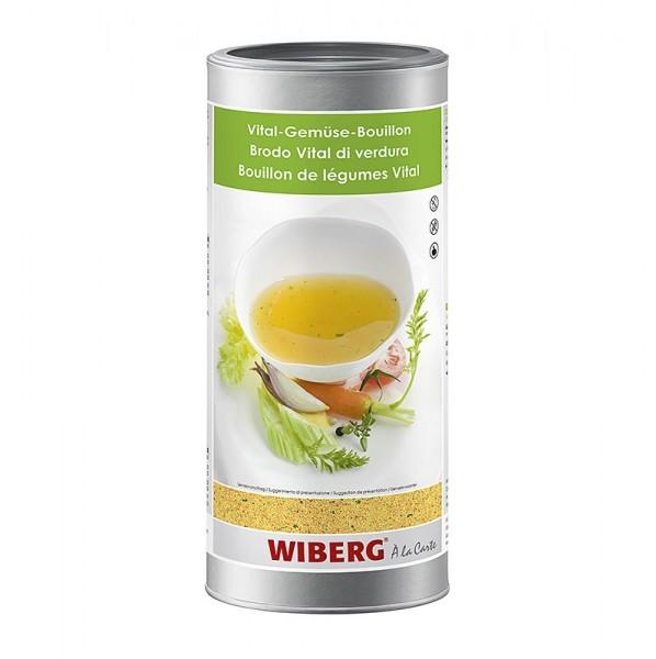 Wiberg - Vital-Gemüse Bouillon für 54 Liter