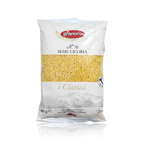 Granoro - Granoro Seme Cicoria Reiskornform No.70