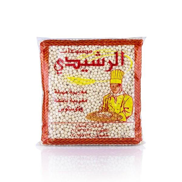 Al Rashidi - Cous-Cous Mograbieh 5mm Perlen Al Rashidi