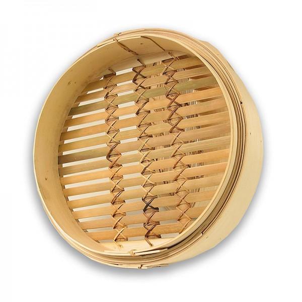 Deli-Vinos Kitchen Accessories - Unterteil Bambusdämpfer ø 30cm außen ø 28cm innen 12 inch
