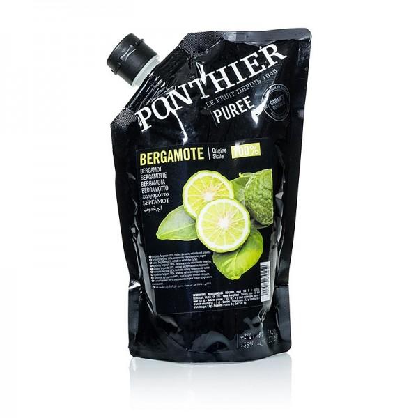 Ponthier Pürees - Püree- Bergamotte ungezuckert 100% Frucht