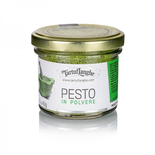 Tartuflanghe - TARTUFLANGHE noH2O Pesto in Pulver dehydriert