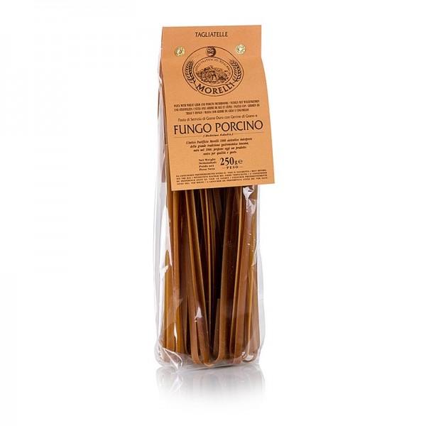 Morelli 1860 - Morelli 1860 Tagliatelle mit Steinpilzen und Weizenkeimen