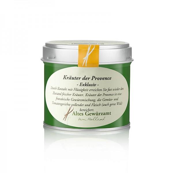 Altes Gewürzamt - Kräuter der Provence Exklusiv Altes Gewürzamt