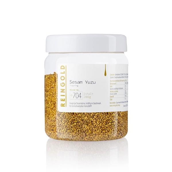 Reingold - Reingold - Sesam mit Yuzugeschmack