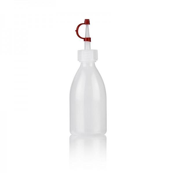 Deli-Vinos Kitchen Accessories - Kunststoff-Spritzflasche mit Tropfflasche/Verschluss 100ml