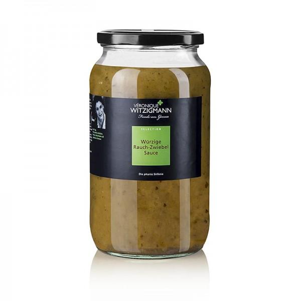 Veronique Witzigmann - Würzige Rauch-Zwiebel Sauce