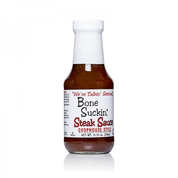 Bone Suckin' - Bone Suckin´ Steak Sauce Chophouse Style Ford´s Food