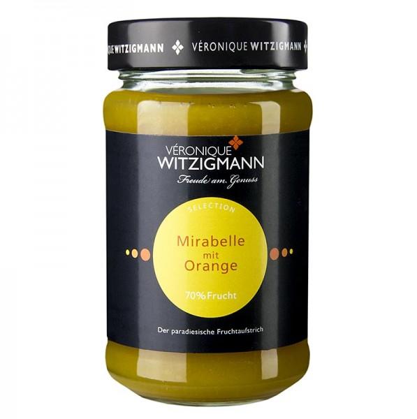 Veronique Witzigmann - Mirabelle mit Orange - Fruchtaufstrich