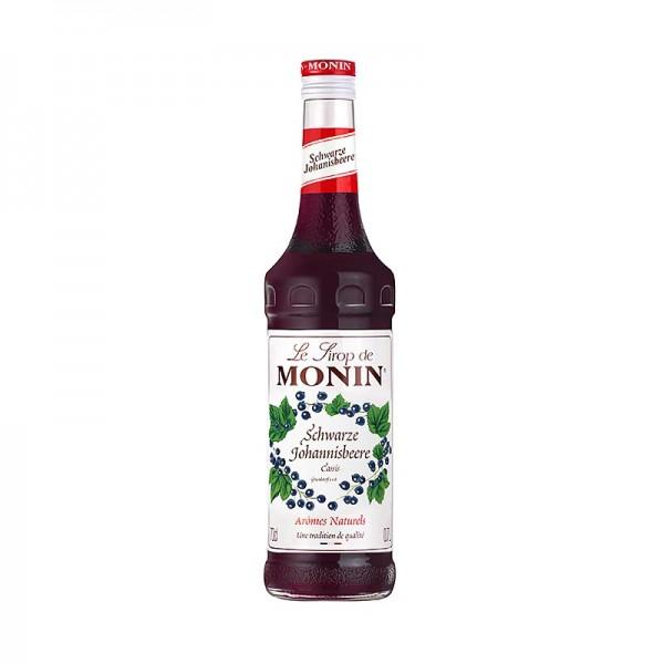Monin - Schwarze Johannisbeeren-Sirup