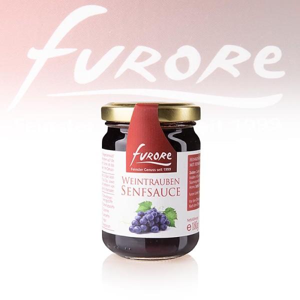 Furore - Furore - Weintrauben-Senf-Sauce