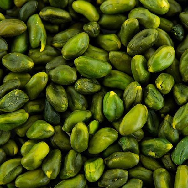 Deli-Vinos Snack Selection - Pistazien geschält extragrün Topqualität