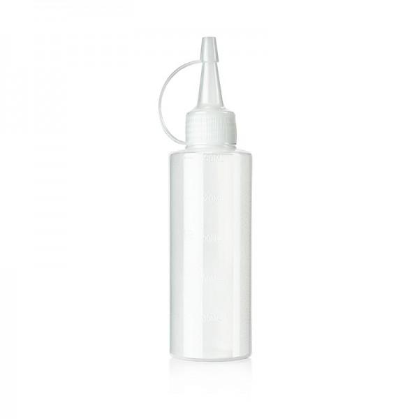 100% Chef - Kunststoff-Spritzflasche / Tropfflasche 150ml 100% Chef (130/0012)