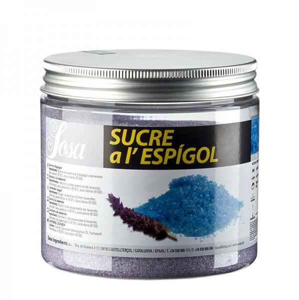Sosa - Zucker mit Lavendel