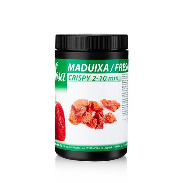Sosa - Crispy - Erdbeer 2-10mm gefriergetrocknet