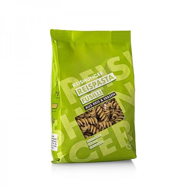 Reishunger - Reispasta - Fusilli aus Erbse & Reis Reishunger