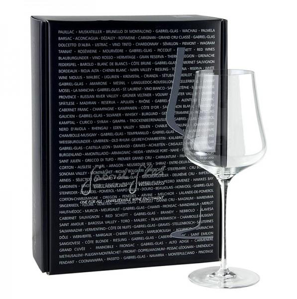 Gabriel Glas - GABRIEL-GLAS© STANDARD Weingläser 510 ml maschinengeblasen im Geschenkkarton