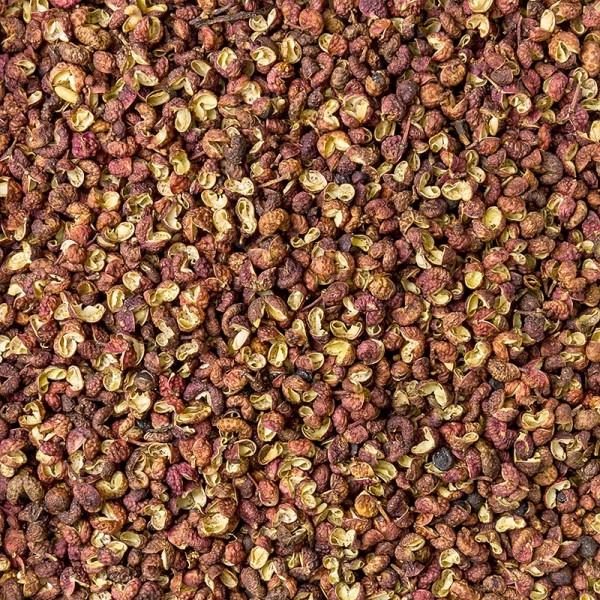 Gewürzgarten Selection - Sichuan Pfeffer - Szechuan Pfeffer,Chinesischer Bergpfeffer handverlesen
