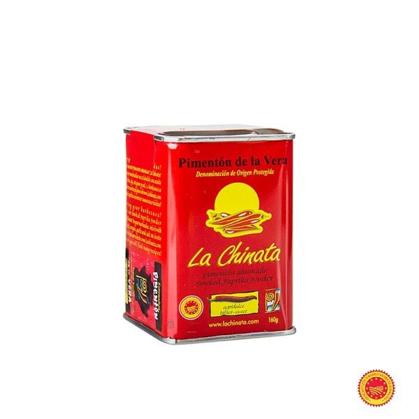La Chinata - Paprikapulver - Pimenton de la Vera D.O.P. geräuchert bittersüß la Chinata