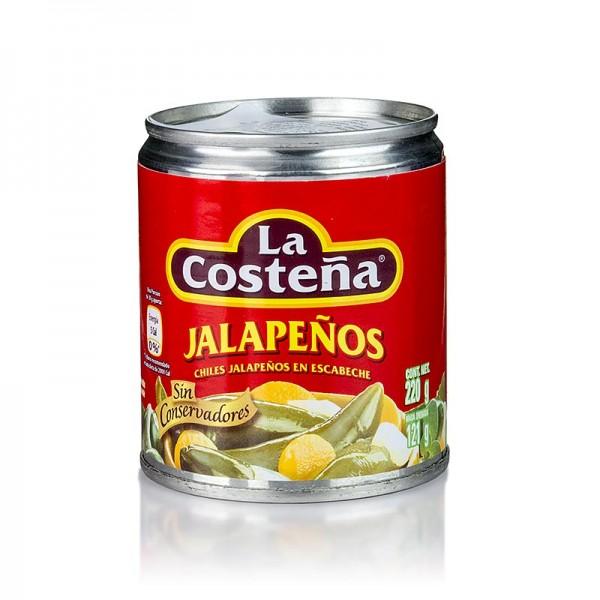 La Costena - Chili Schoten - Jalapenos ganz (La Costena)