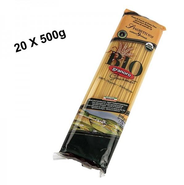 Granoro - Pasta Granoro Spaghetti Vermicelloni No.12 2mm BIO