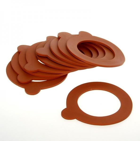 Deli-Vinos Kitchen Accessories - Gummiringe für Sturzform - Canette ø 53/79mm