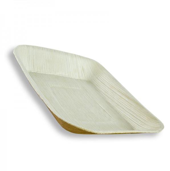 Deli-Vinos Kitchen Accessories - Einweg Palmblattteller quadratisch 17x17cm 100% kompostierbar