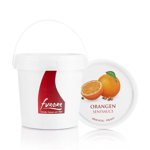 Furore - Furore - Orangen-Senf-Sauce