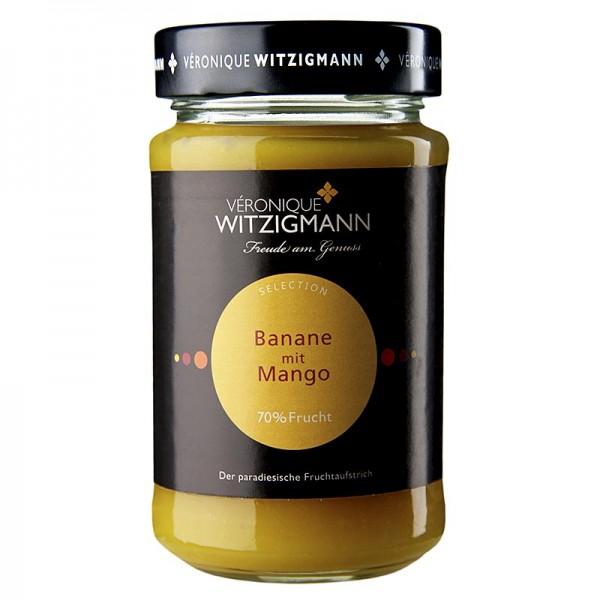 Veronique Witzigmann - Banane mit Mango - Fruchtaufstrich