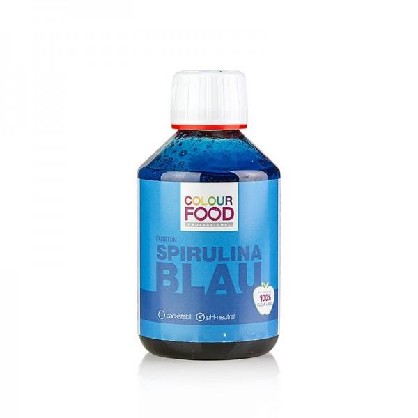 Colour Food - ColourFood Lebensmittelfarbe - Spirulina Blau flüssig vegan
