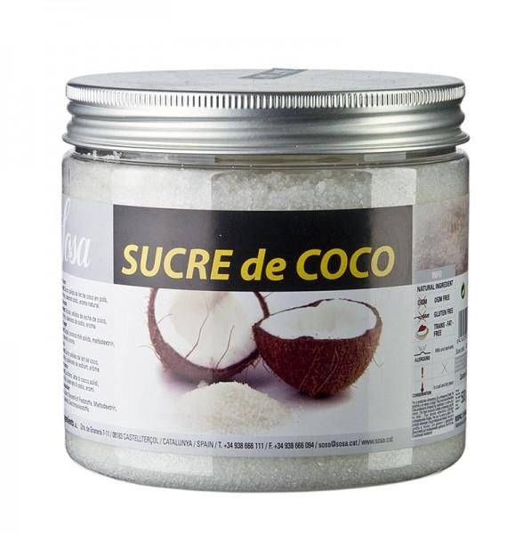 Sosa - Zucker mit Kokos