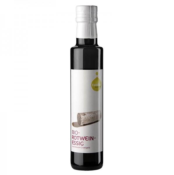 Fandler - Rotweinessig 6% Säure aus Blauer Zweigelt-Trauben Fandler BIO