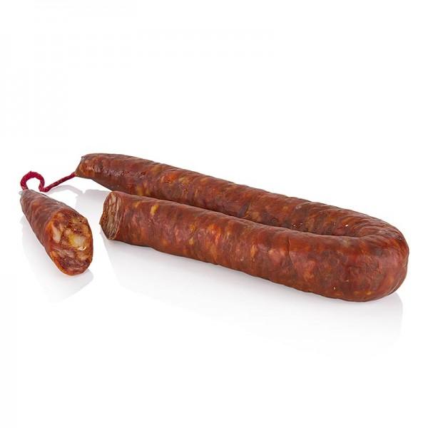 Deli-Vinos Cold Cuts - Chorizo extra pikant einfache Qualität hufeisenförmig