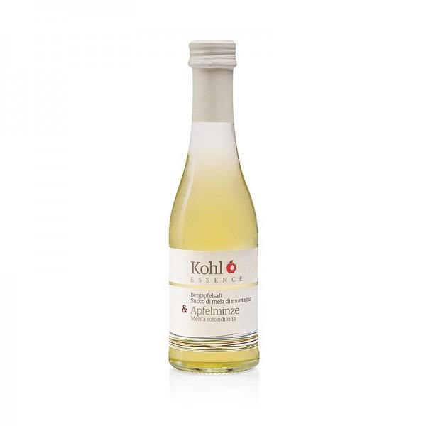 Kohl Gourmet - ESSENCE Bergapfelsaft + Apfelminze