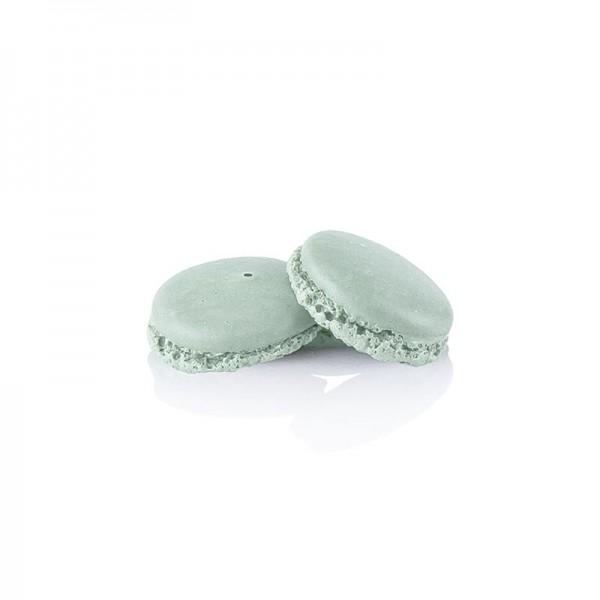 Deli-Vinos Patisserie - Macarons Grün (Mandel-Baiser) Ø 3.5cm 384 Stück