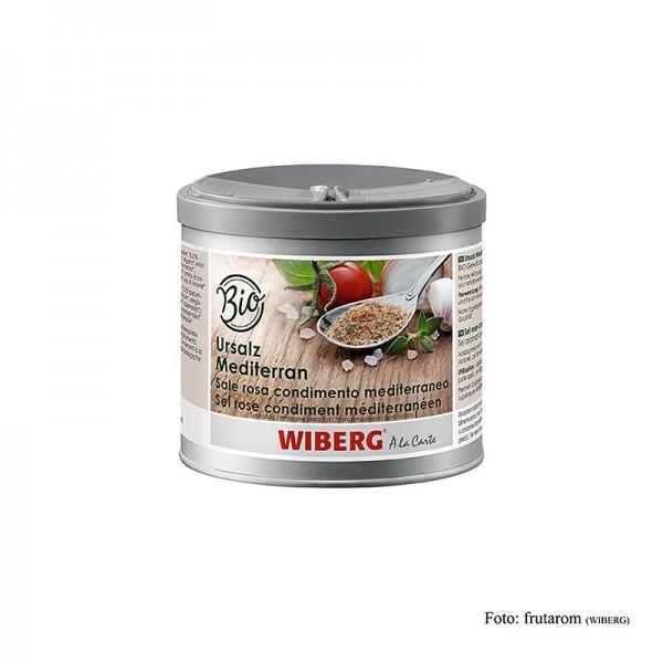 Wiberg - Ursalz Mediterran BIO-Gewürzsalz