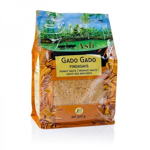 Boemboe - Gado Gado Satey Saucenpulver mit gemahlenen Erdnüssen und Gewürzen