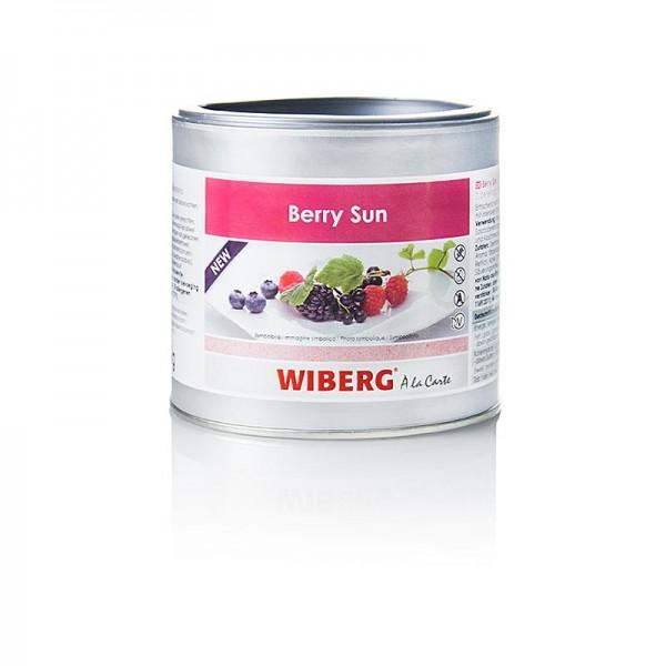 Wiberg - Berry Sun Zubereitung mit natürlichem Aroma