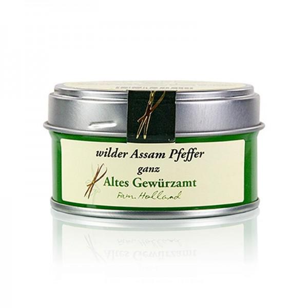 Altes Gewürzamt - Wilder Assam Pfeffer ganz Altes Gewürzamt