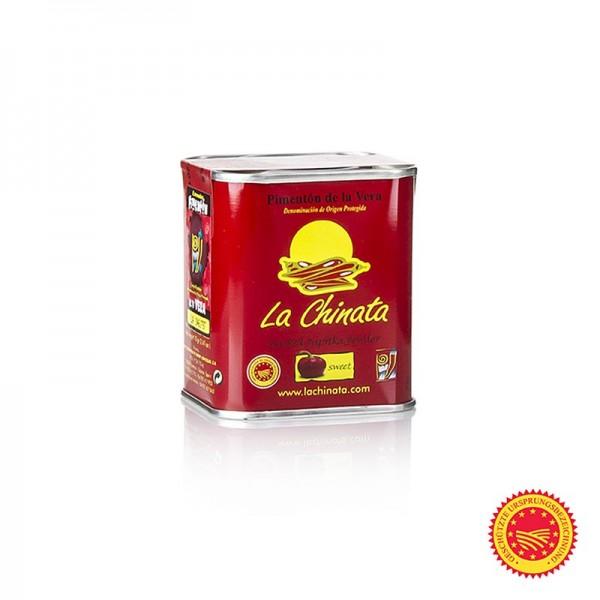 La Chinata - Paprikapulver - Pimenton de la Vera D.O.P. geräuchert süß & mittel Spanien